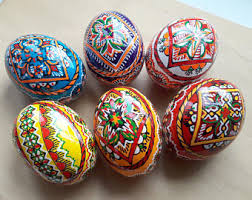 wooden easter eggs wooden easter eggs etsy