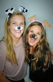 dog halloween party ideas diy snapchat dog filter tutorial u2014 tesni alys halloween