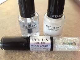 shhhopsecret revlon moon candy nail color
