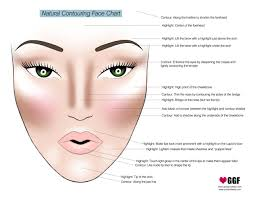 best contouring makeup for fair skin dfemale beauty tips skin