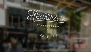 hearthside a wood fired byob in collingswood sets opening date