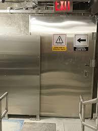 Traffic Doors Port Of Miami Tunnel Contract Door U0026 Hardware Dash Door