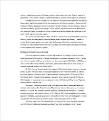 travel business plan template u2013 9 free sample example format