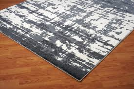 Area Rugs Barrie Barrie Gray Ivory Area Rug Gray Ivory Abstract Area Rug