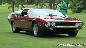 lamborghini espada lamborghini espada not for picking up hookers youtube