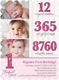 girls first birthday invitations gallery invitation design ideas