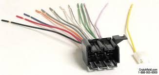 metra 70 1677 1 receiver wiring harness connect a new car stereo