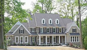 Farmhouse Style Architecture Parade Of Homes 2016 Mill Creek Beautiful Setting For Farmhouse