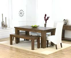 Dining Table With Bench Seats For Sale Dining Table And Bench Set