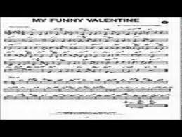 my funny valentine youtube