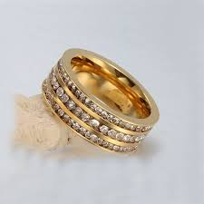 wedding ring indonesia indonesia yellow gold diamond wedding ring stretch