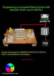 implementing an automated parking system using a plc plc doc