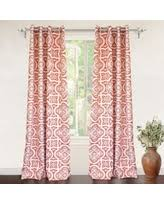 Pink Trellis Curtains Amazing Deals Driftaway Curtains Drapes