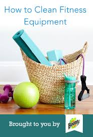 best images about quick easy cleaning tips pinterest see how effectively and easily clean common pieces fitness equipment from yoga mats
