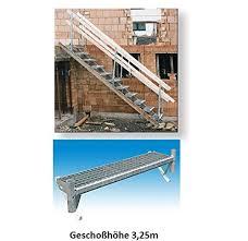 bausatz treppe baustellentreppe gartentreppe mobile treppe für böschungen