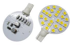 amazon com grv t10 921 194 24 5050 smd led bulb lamp super bright