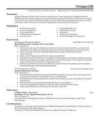 Teaching Objectives Resume Team Leader Objective Resume Resume For Your Job Application
