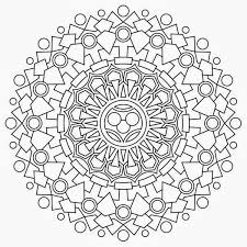 awesome mandala coloring pages pdf 14 coloring kids