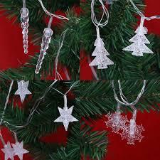 aliexpress buy 5m snowflake shaped lighting strings