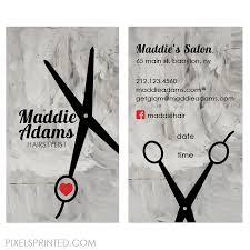 Hairdresser Business Card Templates Hairstylist Business Cards Buisness Card Ideas Pinterest