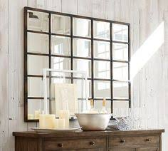 Pottery Barn Beveled Mirror Nora Pieced Antiqued Mirror Pottery Barn 399 Oriented