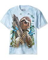 Sloth Meme Shirt - com sloth shirt three wolves moon parody meme shirt