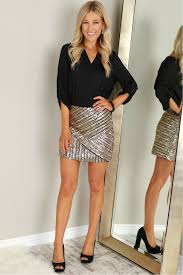 sequin skirt sequin skirt