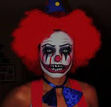 halloween makeup app scary clown makeup for women woman applying clown makeup the best