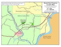 Map Of Southwest Ohio Ohio Regional Map Center Public Areas And Trails