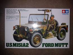 m151 mutt tamiya 1 35 m151 jeep build review youtube
