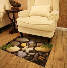 3d Area Rugs 3d Carpet Cobblestone Rugs And Carpets For Home Living Room Area
