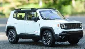 jeep cars white welly 1 24 jeep renegade diecast model sports racing car toy white