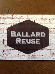 ballard reuse 3rd anniversary sale on saturday my ballard ballard reuse is about to celebrate its 3rd anniversary and to celebrate they re selling everything for 20 percent off the anniversary party is from 11