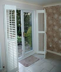 Plantation Shutters Sliding Patio Door New Blinds For Sliding Patio Doors Or Patio Door Shutters These