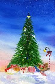 home and decor ideas images of christmas tree painting ideas home design collection