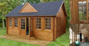 the perfect little log cabin kit for 5 000 must see inside