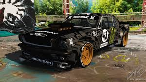 hoonigan mustang cars list assetto corsa database