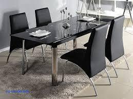table de cuisine en verre trempé nouveau table de cuisine pour table salle a manger en verre pas cher