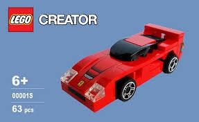 lego f40 moc mini f40 special lego themes eurobricks forums