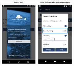 owncloud for android 2 5 released with secure