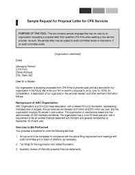 collection of solutions sample request for proposal letter cpa