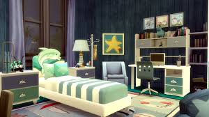 Kidsroom Sims 4 Room Download Elle U0027s Kids Room Sanjana Sims Studio