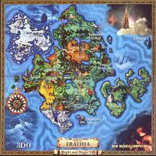 World Map Game Might And Magic 7 Die Offizielle Fanpage Mm World Com Der