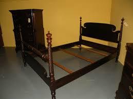 mahogany bedroom furniture set