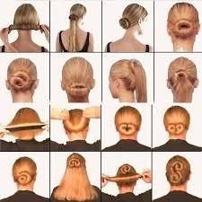 hair bun maker instructiins magic diy hair bun maker choicest1