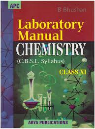 cbse laboratory manual chemistry class 11 1st edition buy