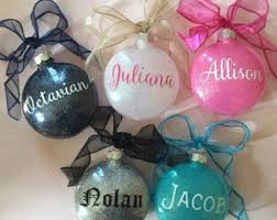 personalized ornament disc ornament shatter