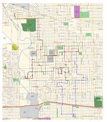 Chicago Walking Map by Oak Park Ride U0026 Tour 16 Mile Ride Jd Chicagoland Bicycling