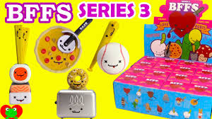 Where To Buy Blind Boxes Bffs Series 3 Full Case Youtube