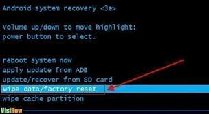 recover from android recover android device in of forgot password pattern unlock